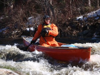 Deb whitewater
