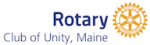 rotary club of unity maine